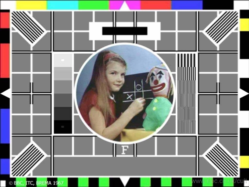 BBC HD closing with night of Testcards