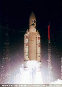 Astra 2D Launch