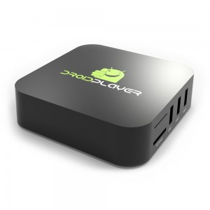 Droidplayer Dual Core Android TV Box
