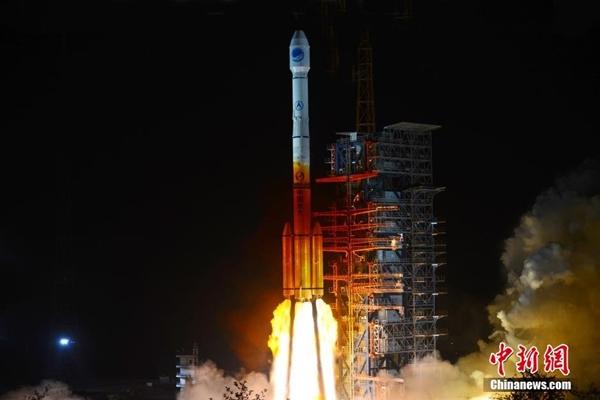 Laosat-1 launch from xichang