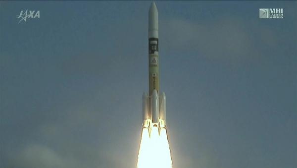 Telstar 12 Launch