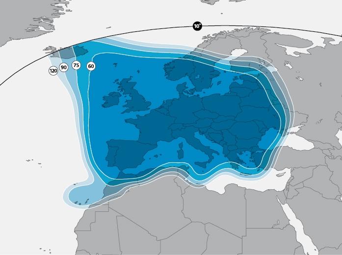 Germany astra 2 - Satellite astra 19 2 ...