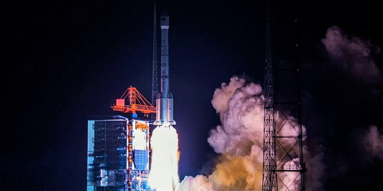 Long March 3B launch of Belintersat-1