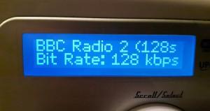 BBC Radio 2 Wi-Fi Radio