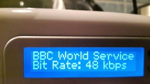 BBC World Service on Wi-Fi Radio
