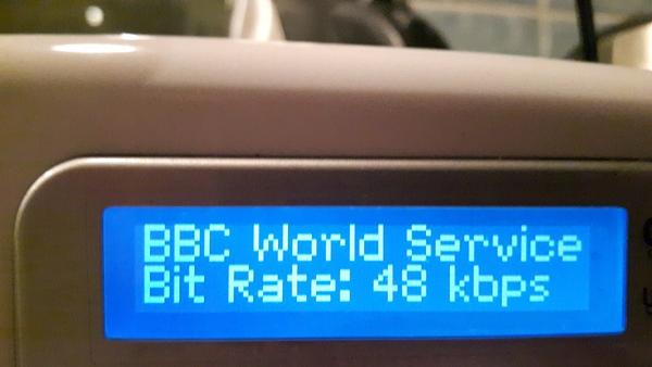 UK Digital Radio Bitrates – Astra 2