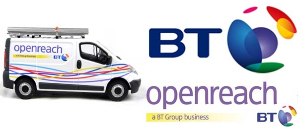 BT & Ofcom agree Openreach split
