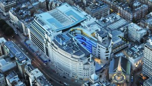 Broadcasting House Aerial