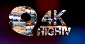 4K High TV