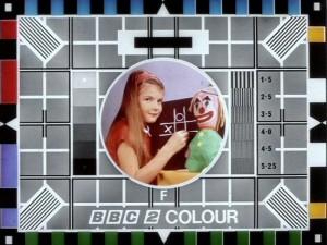 BBC 2 Colour Test Card
