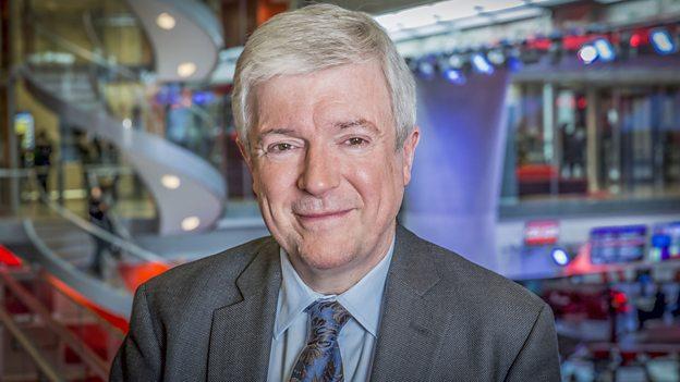 BBC Director-General Tony Hall