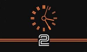 BBC 2 Ident & Clock