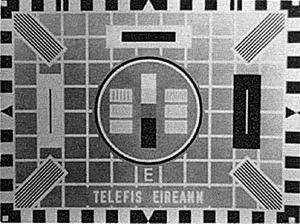 RTÉ Test Card
