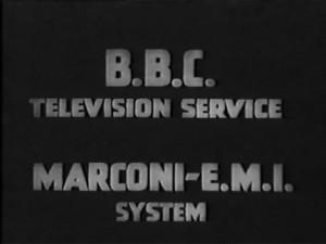 BBC TV Service, Marconi EMI System