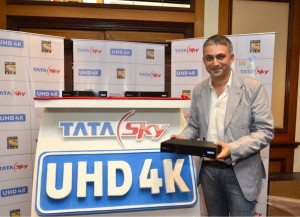 Launch of Tata Sky Ultra HD 4K