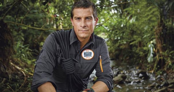 Bear Grylls Mission Survive