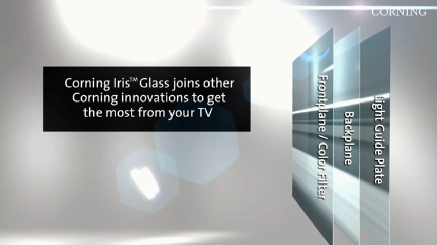 Corning Iris Glass 1