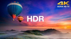 HDR Balloons