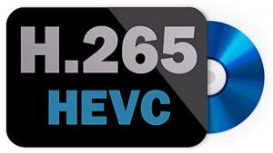 HEVC H.265 CD
