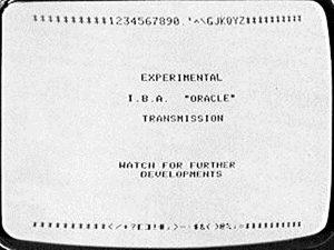 Oracle 1973