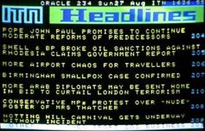 Oracle News Headlines