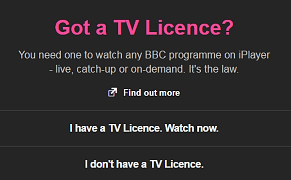 TV licence iPlayer change: What you need to know - bbc.com
