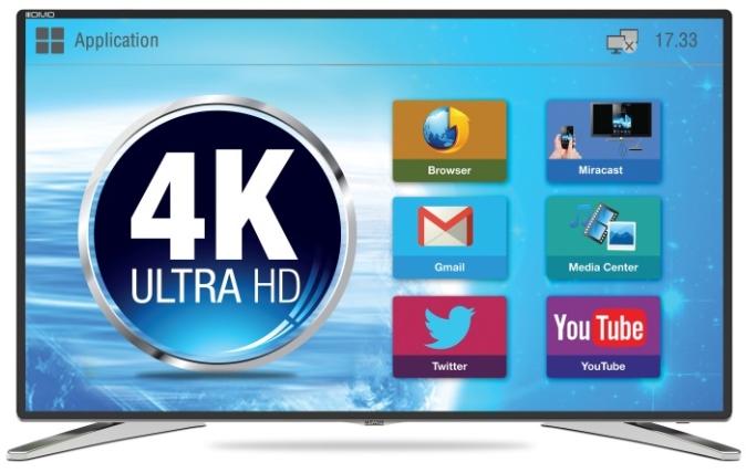 Mitashi Smart4K LED TV