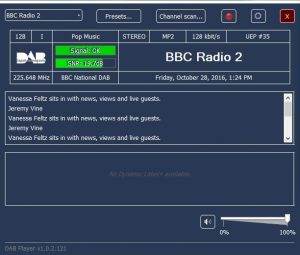 BBC Radio 2 on DAB