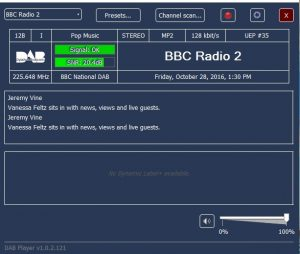DAB Player BBC Radio 2