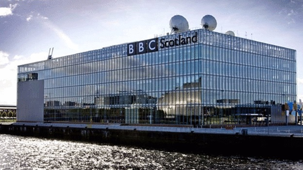 BBC creates new digital hub in Scotland
