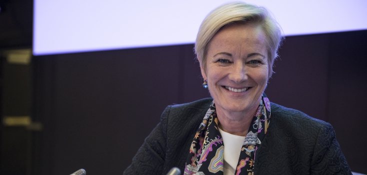 Ingrid Deltenre to step down as EBU Director General