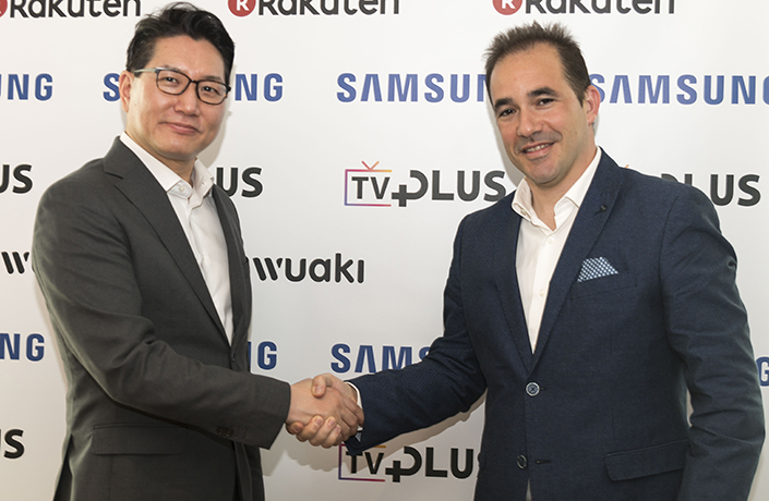 Samsung & Rakuten Wuaki Expand 4K HDR Content Availability in Europe