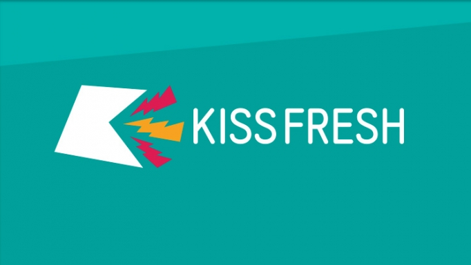 Kiss Fresh on Digital One national DAB multiplex