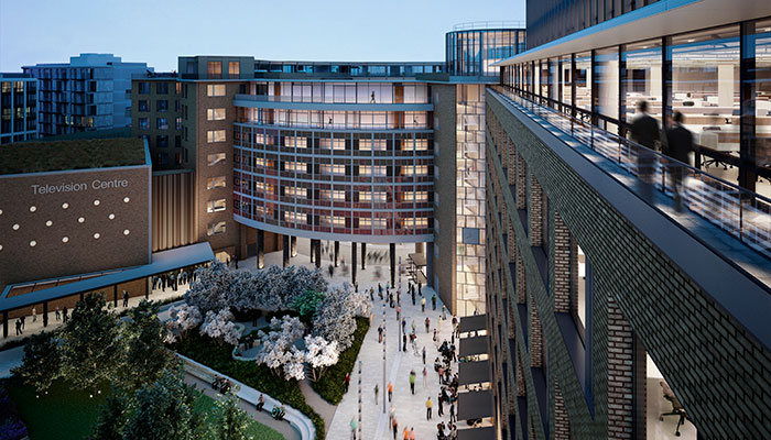 BBC Studioworks expands with the re-opening of the iconic Television Centre