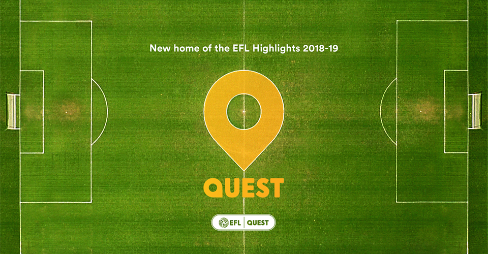 Quest is the new home of EFL Highlights