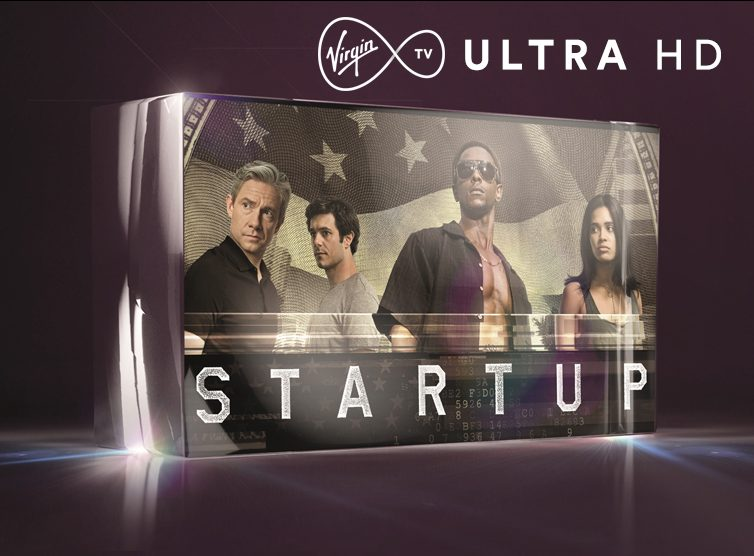 Virgin Media tunes into 4K with UK's first dedicated UHD entertainment channel