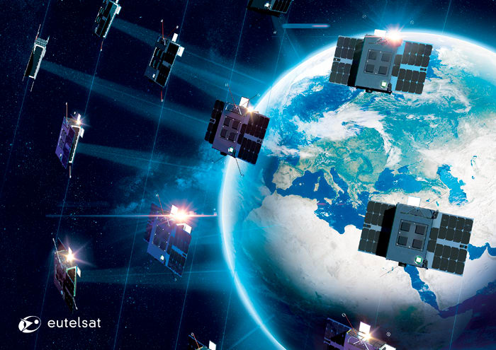 Eutelsat to launch 25 Nano satellites