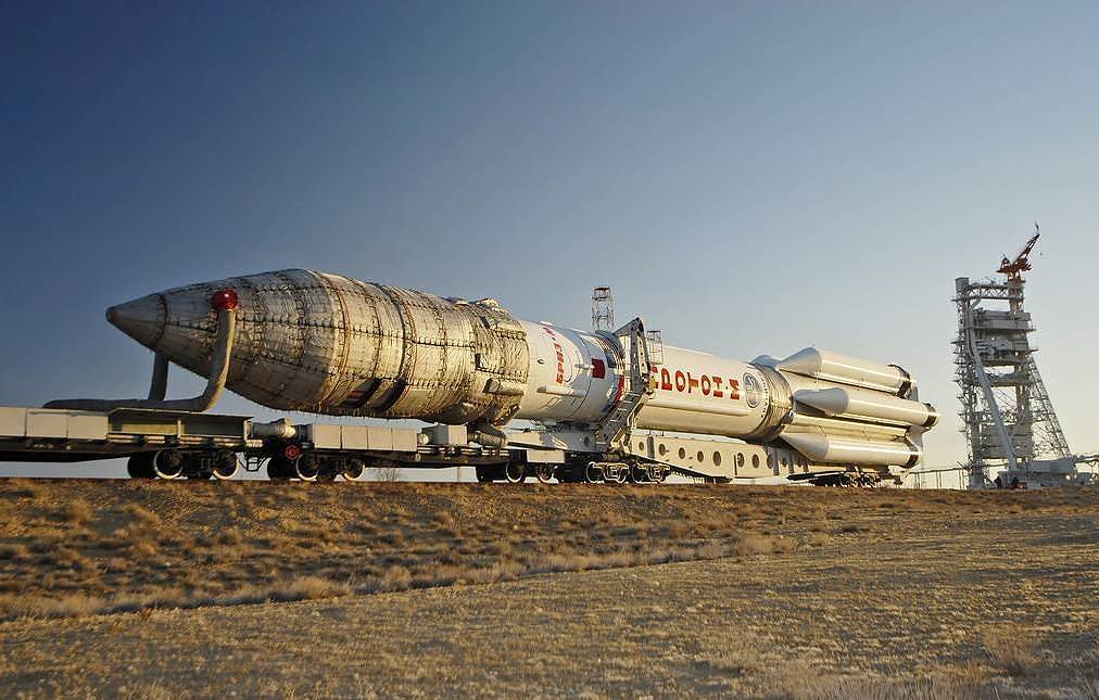 Proton-M launch postponed because US satellite was attached incorrectly