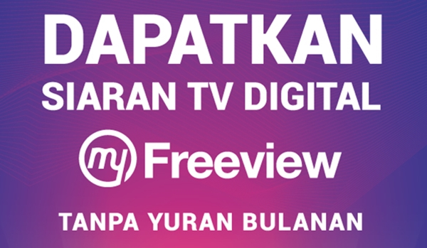 Malaysia switching to full digital TV broadcast by October 31