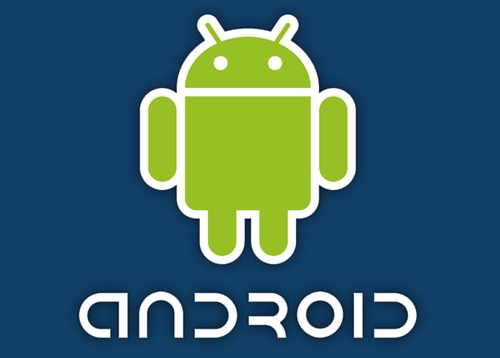 android-blue