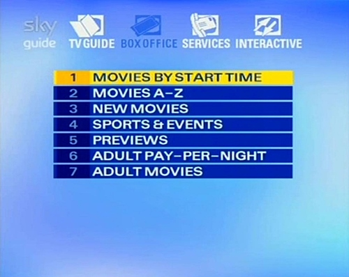 Sky box office on standard definition receivers - Can you watch sky box office on sky go ...