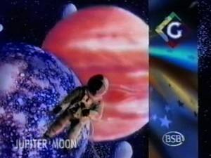 Galaxy - Jupiter Moon 1990