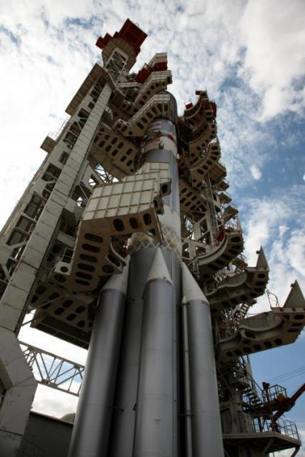 Astra 2E Satellite